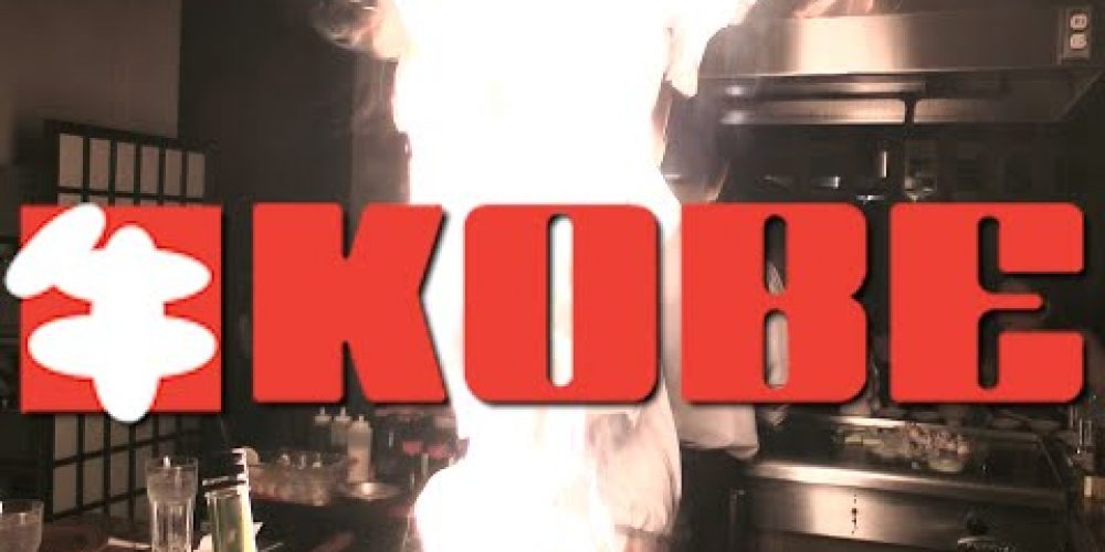 Fiery Action from Kobe Steakhouse