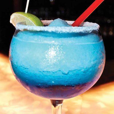 Sapphire Margarita