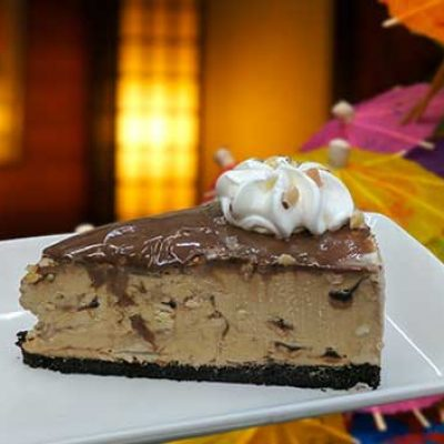 Mocha Chocolate Mud Pie
