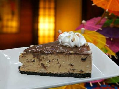 Crispy Chocolate Mud Pie